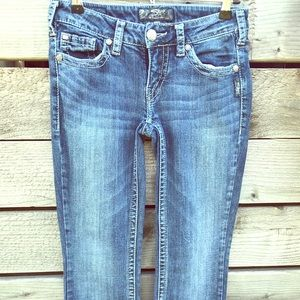Silver Jeans 28/31 Aiko